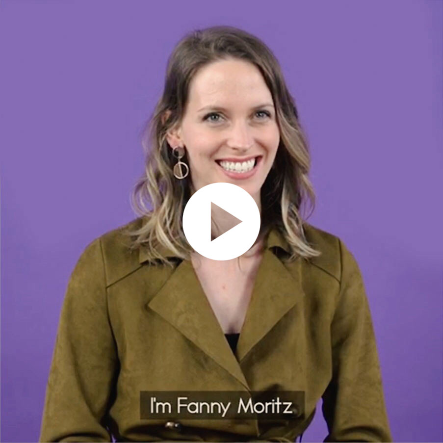 Fanny Moritz, conférencière & entrepreneur, explique comment elle est passé au Zéro Déchet (EN)