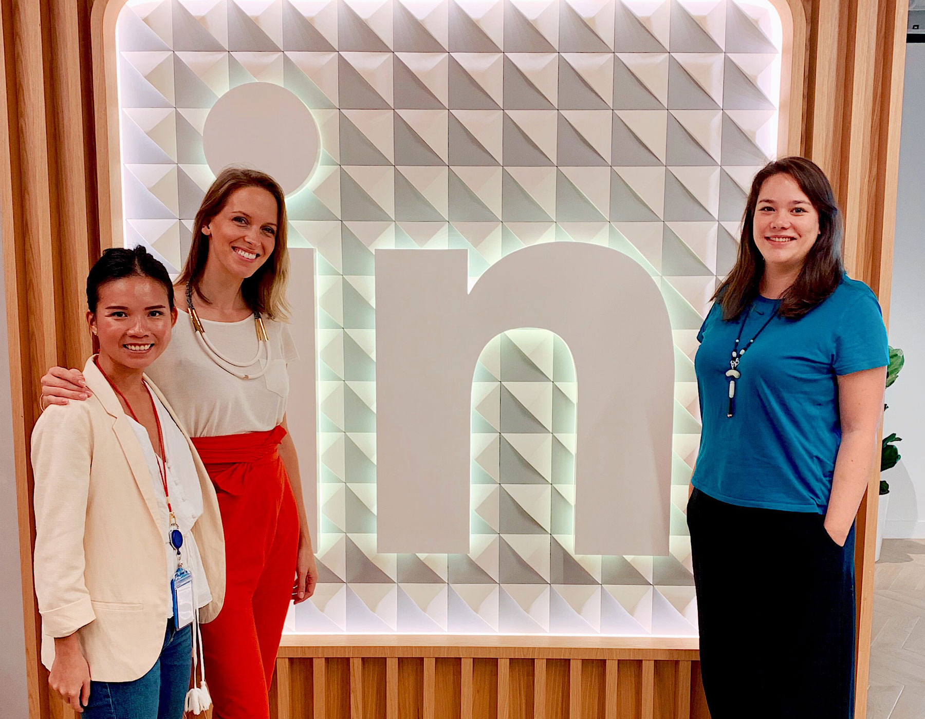 Talk about Zero Waste and sustainability at LinkedIn - Singapore - September 2019