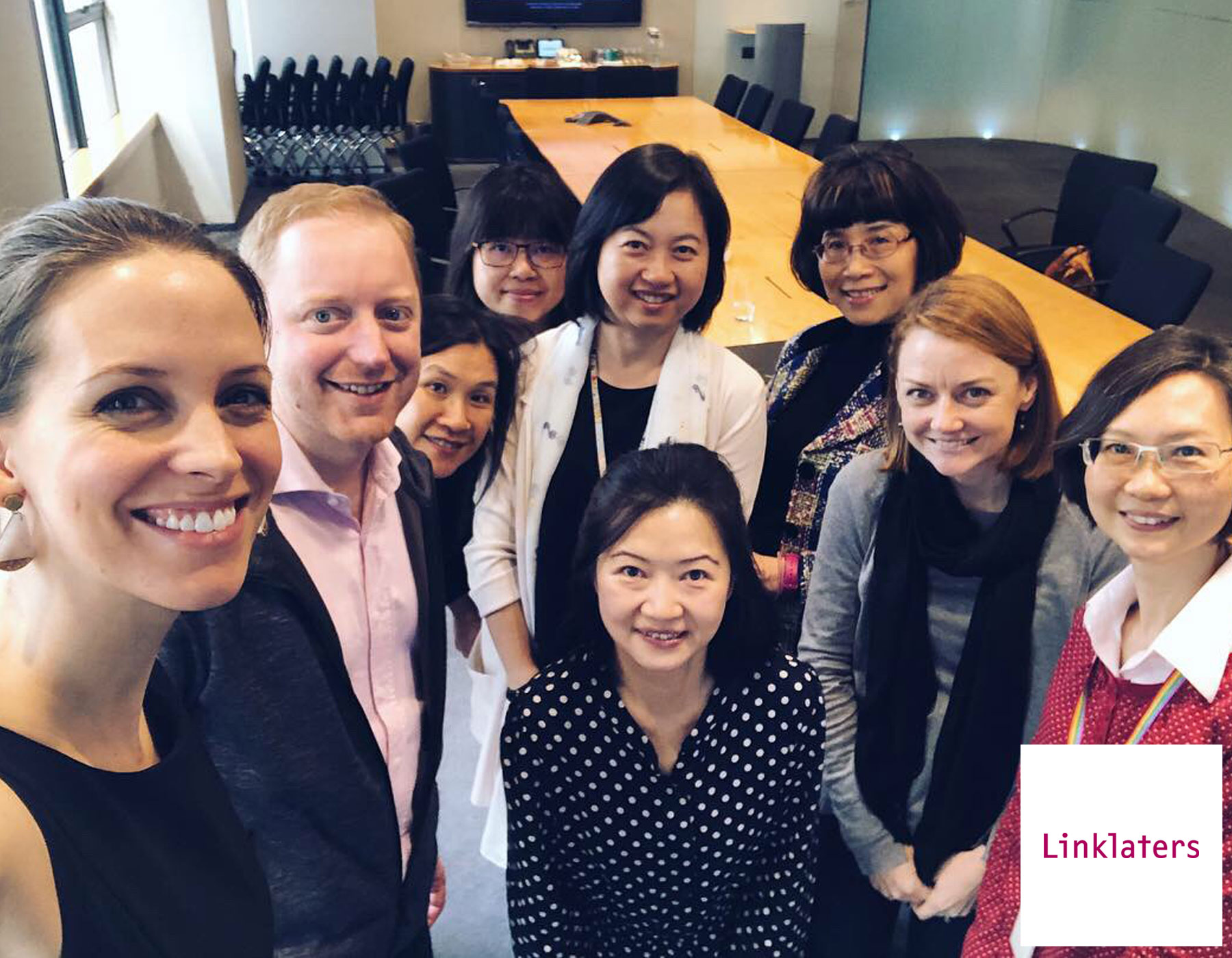 Talk about Zero Waste and sustainability at Linklaters - Hong Kong - March 2019