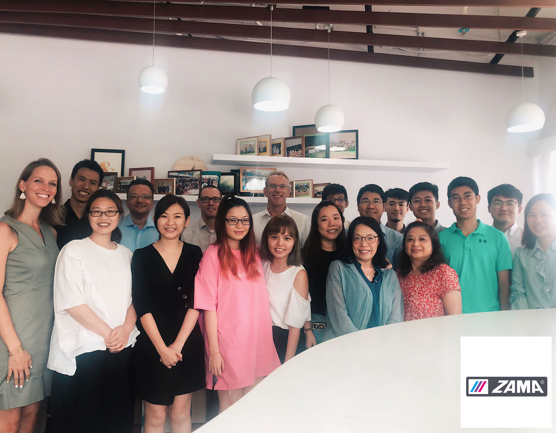 Talk about Zero Waste and sustainability at Zamacorp - Hong Kong - August 2019